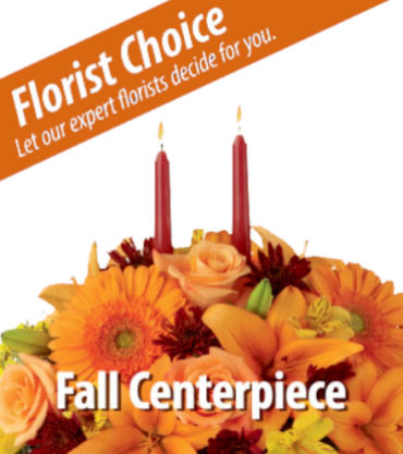 Designer Choice- Fall Centerpiece