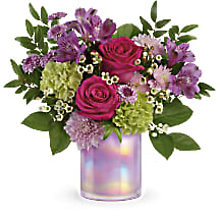 A Lovely Lilac Bouquet