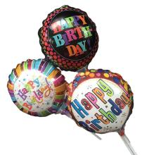 Single Mini Picked Birthday Balloon