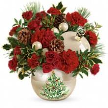 A Classic Pearl Ornament Bouquet
