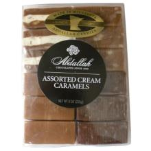 8oz. Assorted Wrapped Caramels