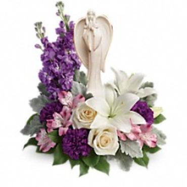 Beautiful Heart Bouquet