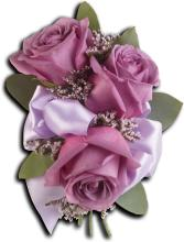 Soft Lavender Pin On Corsage