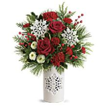 A Flurry Of Elegance Bouquet