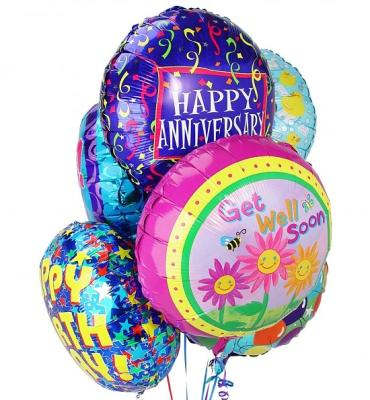 Single Mylar Balloon